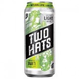 2 Hats Lime (16oz Can - 4/6)