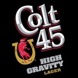 Colt 45 HG Lager (24oz Can - 12/1)