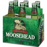 Moosehead (12oz NR - 4/6)